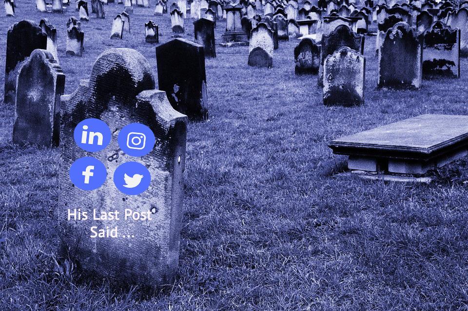 Death and social media