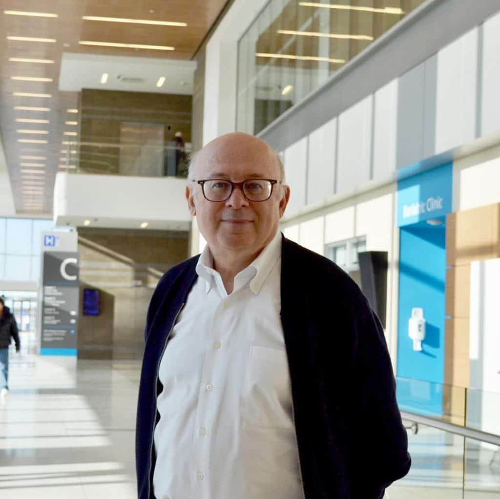 Unique programs at Humber River Hospital to improve patients' quality of life 1