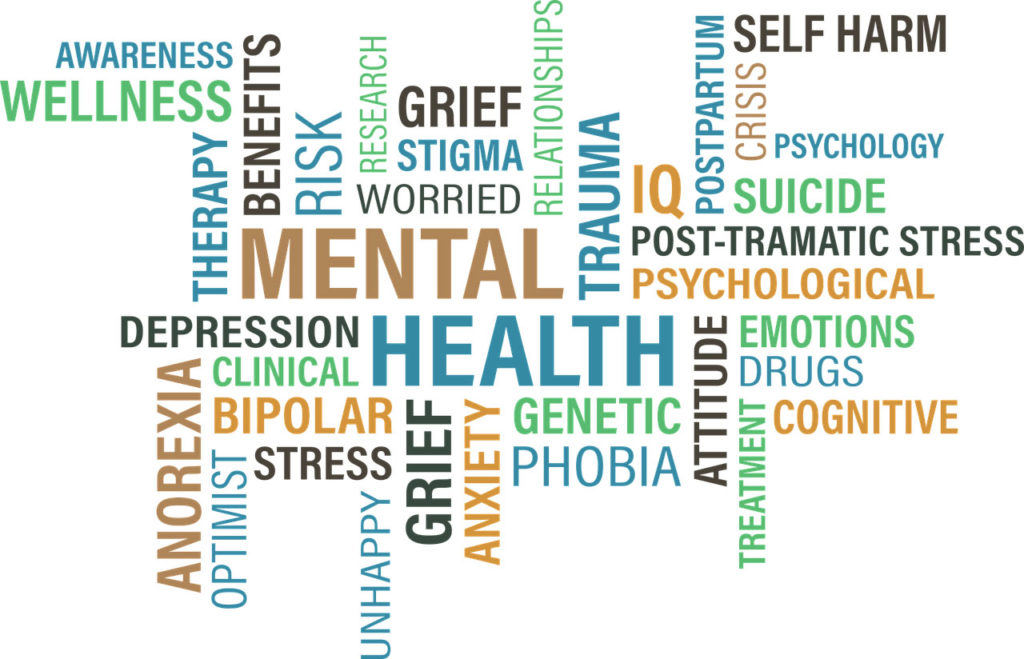 How is your mental health? 3