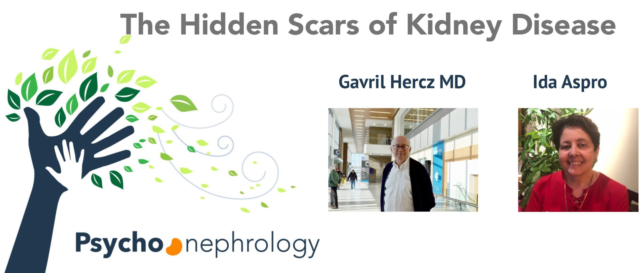The hidden scars of kidney disease