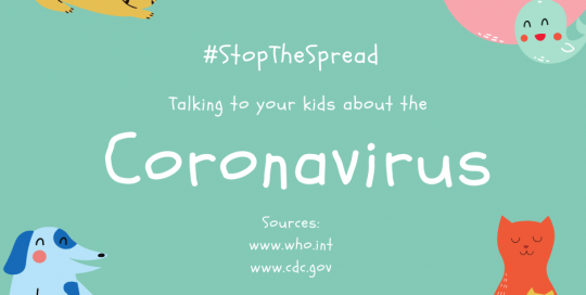 How to talk to kids about coronavirus 2
