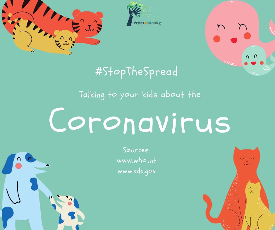 How to talk to kids about coronavirus 1
