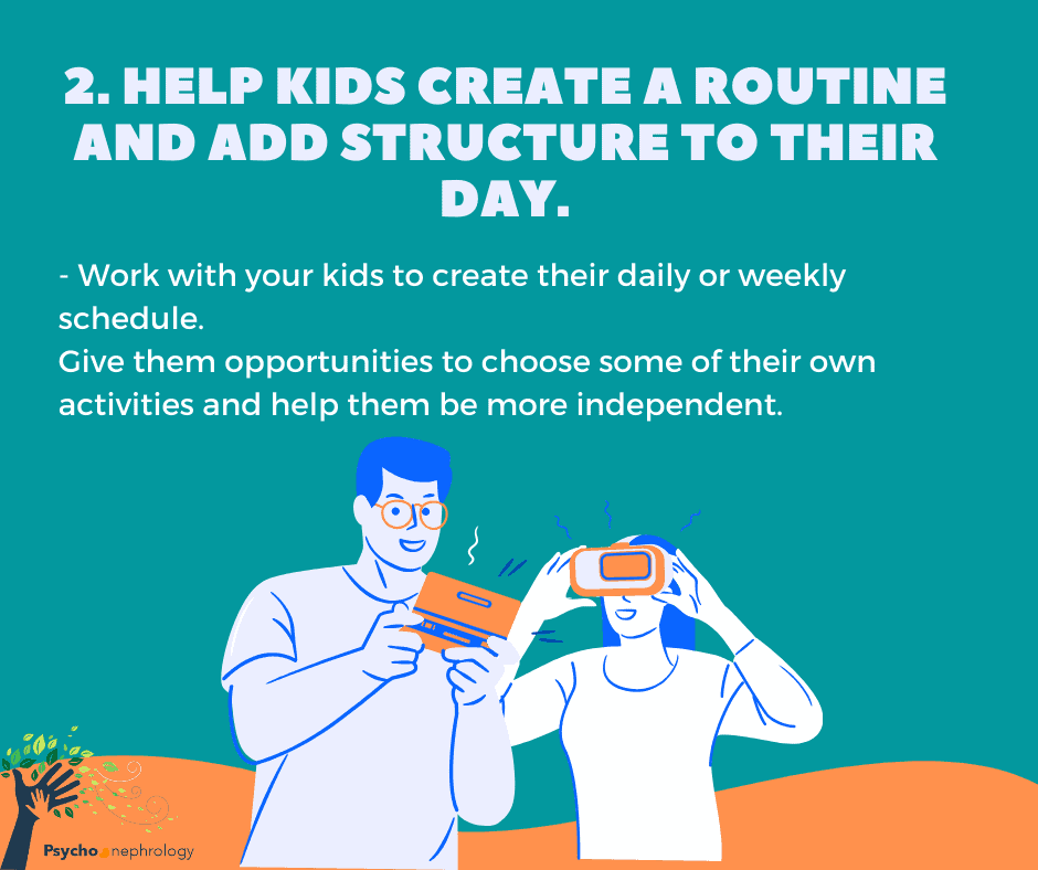 5 Tips for working from home with kids 2