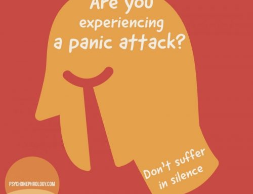 Are you experiencing a panic attack?